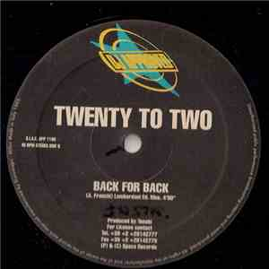 Twenty To Two - Back For Good download